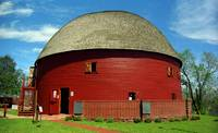 Route 66 - Round Barn 2007