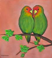 lovebirds - zeke and zoe by tracie brown
