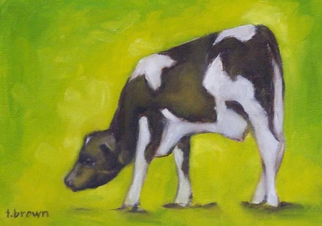 cow - elsie