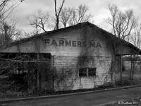 Old Farmer's Market Shed