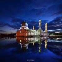 place of worship Art Prints & Posters by azrudin