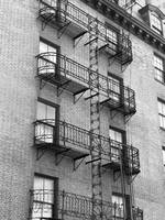 Fire Escape 2 BW