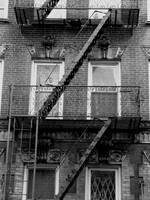 Fire Escape 1 BW