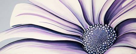 Purple Daisy