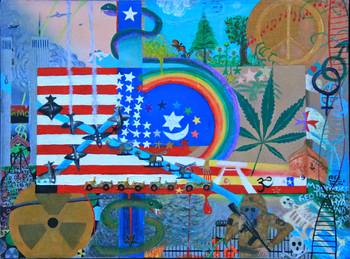 The American Dream Based On A Nightmare By Frank Craven