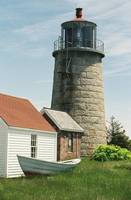 Mohegan Lighthouse