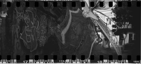 Sprocket B&W - 9
