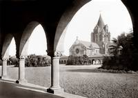 Stanford Memeorial Church c1900