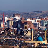 Sheffield Panorama Art Prints & Posters by Roger Butterfield