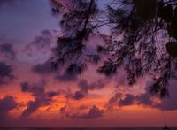 Cayman Islands Sunset on Seven Mile Beach