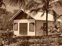 Cayman Islands Traditional Building