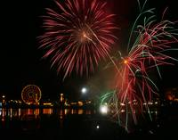 Olympia Lake Fair Fireworks #2