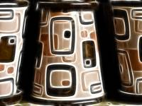 Abstract Pots
