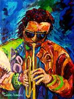 MILES DAVIS JAZZMAN WITH THE BLUES