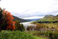 Head of Watauga Lake