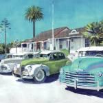 """Romancing Old Town San Diego Avenue"" by RDRiccoboni"