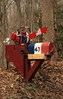 Patriotic Chainsaw