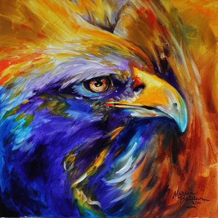 GOLDEN EAGLE ABSTRACT