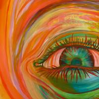eye by Louise Dionne