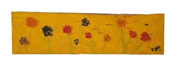 FLOWERS ON YELLOW form# 02.003