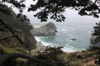 McWay Cove, Julia Pfeiffer Burns St Park, Big Sur,