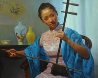 Graceful tones of Erhu