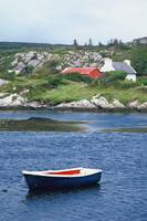 Dinghy in Ireland