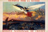 FRENCH WW I POSTER