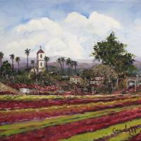 """""""Camarillo St Mary Magdalenes"""" by StoneMeadowGallery"""