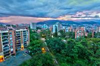 Medellin Colombia HDR