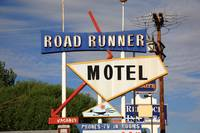 Route 66 - Road Runner Motel