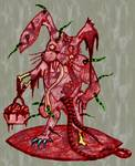 Zombie Easter Bunny (Horror / Death Metal)