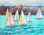 Sailboats in Spain I