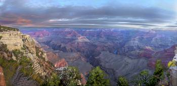 Grand Canyon / Grandeur Point