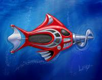 Mechanical Fish One