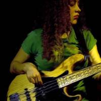"""Tal Wilkenfeld"" by chriscartledge"