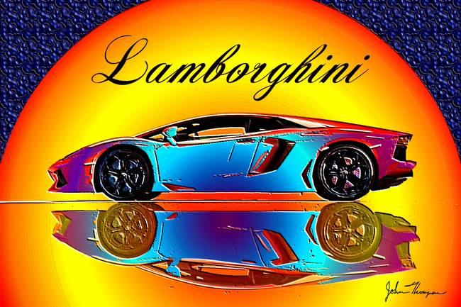 Stunning Lamborghini Artwork For Sale On Fine Art Prints