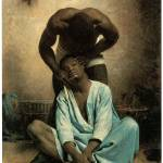 """The Barber of Suez by Leon Bonnat"" by ArtLoversOnline"