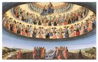 Assumption of the Virgin by Francesco Botticini