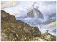 The God Thor and Dwarves by Richard Doyle