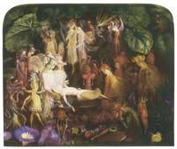 The Fairy's Funeral by John Anster Fitzgerald