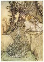 The Magic Cup by Arthur Rackham