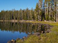 Triangle Lake, Caribou Wilderness Area