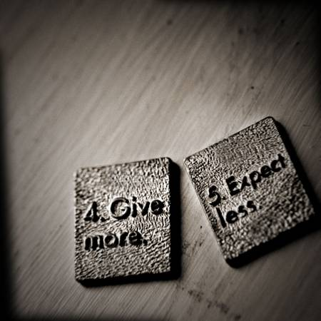 give more by Tess Johnson