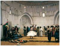 The Whirling Dervishes by Jean-Leon Gerome