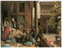 The Midday Meal, Cairo by John Frederick Lewis