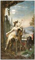 Cleopatra by Gustave Moreau