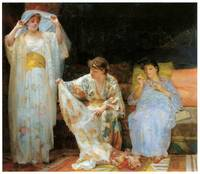 The Harem by Henry Siddons Mowbray