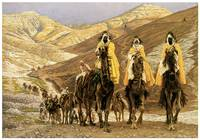 Journey of the Magi by James Tissot