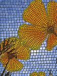 "mosaic - ""California Poppy"" Posters"